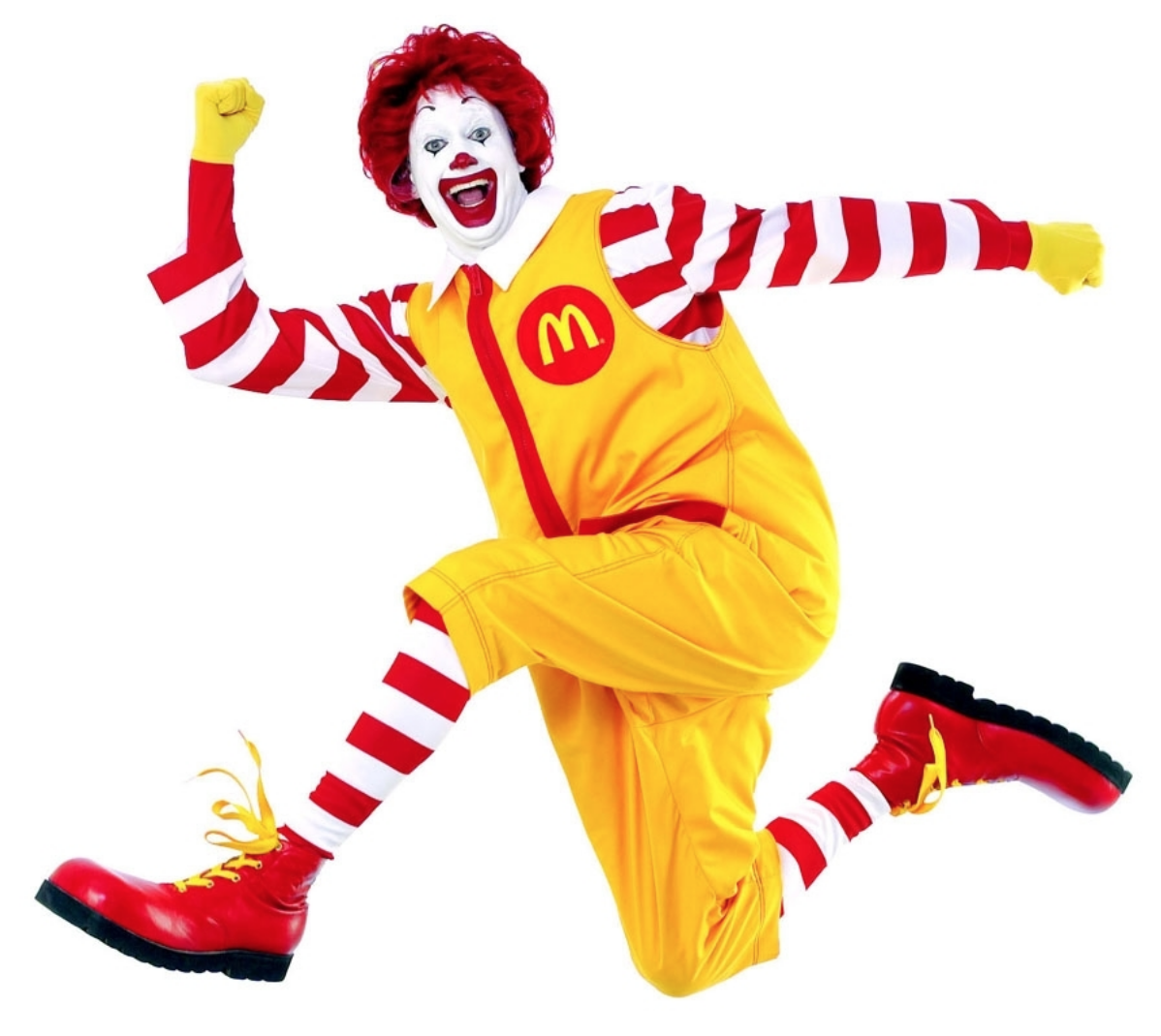 Roald McDonald jumpig